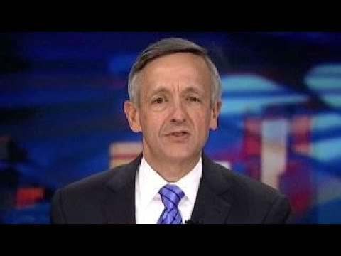 Pastor Robert Jeffress: Keep trusting God in the darkness