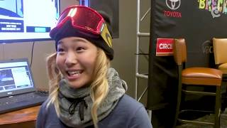 This 17-year-old phenom could be the Shaun White for women snowboarding