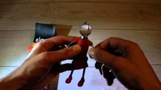 Видео обзор детского ночника игрушки E girl