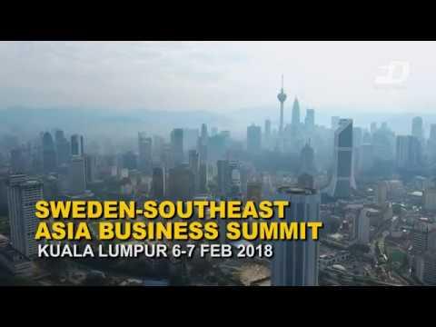 SWEDEN-SOUTHEAST ASIA BUSINESS SUMMIT, KUALA LUMPUR 6-7 FEB 2018