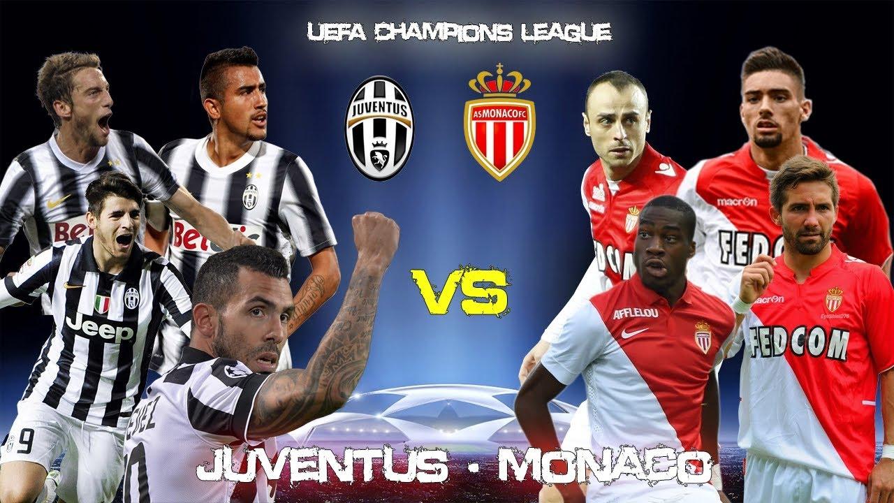 Прогноз на матч Монако - Ювентус