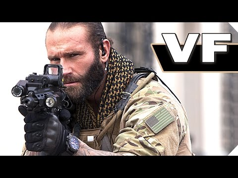 NAVY SEALS Bande Annonce VF (Action, Guerre - 2016)