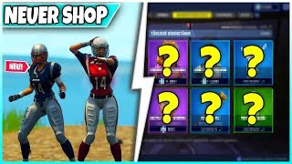 "🏈 New ""NFL"" Football Skins in the shop! 🛒 SHOP from TODAY: Glider, Pickaxe, Skins - Fortnite"
