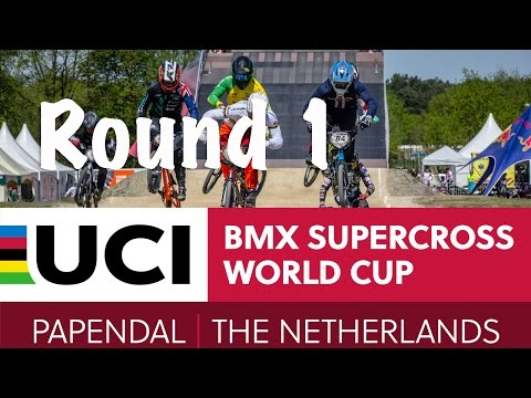2017: Papendal, The Netherlands LIVE - Round 1