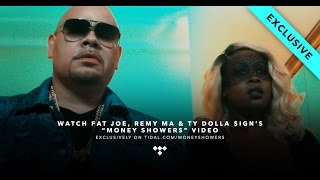 "Fat Joe & Remy Ma | ""Money Showers"""