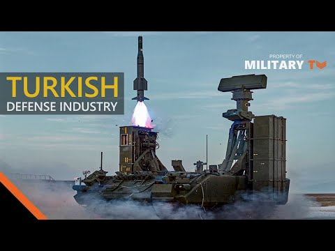 How Turkey's Independent Defense Industry growth