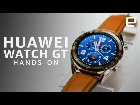 Huawei Watch GT (Saddle Brown)