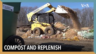 Compost and Replenish | VOA Connect