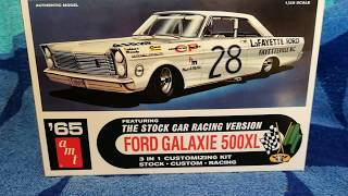 Kit Review 65 Ford Galaxie 500XL