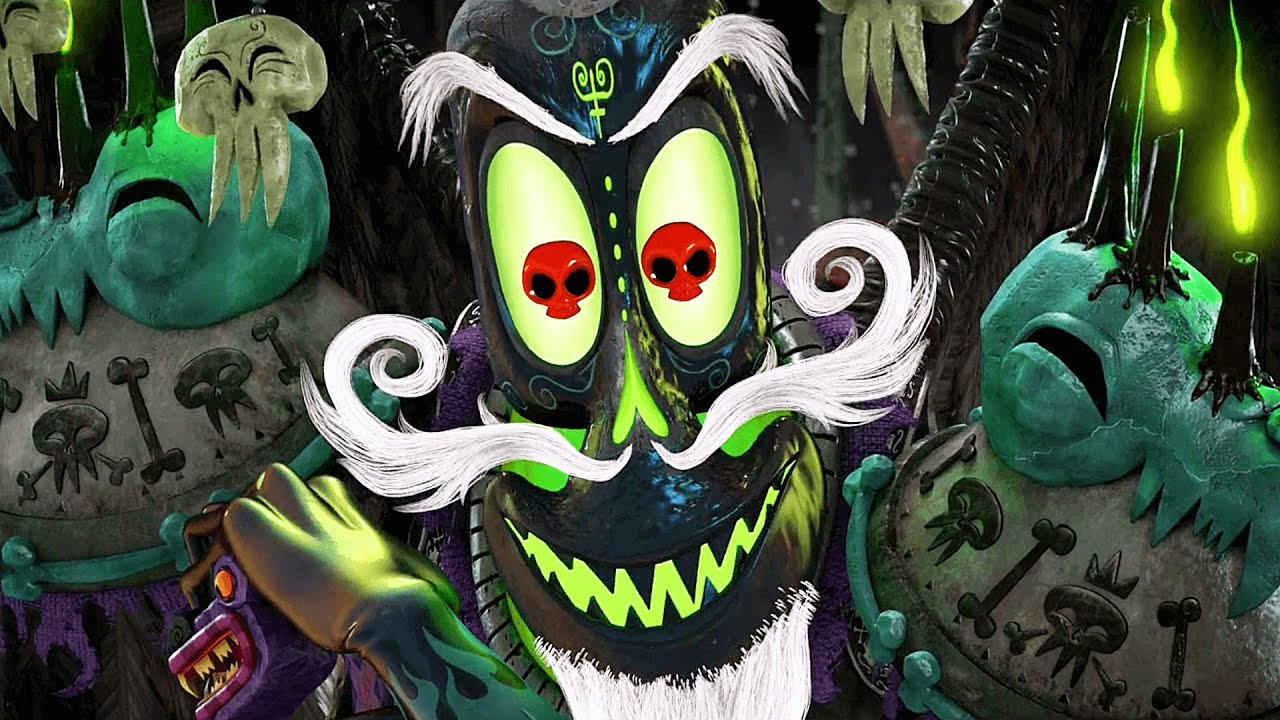 """Download THE BOOK OF LIFE Clip - """"Land of the Forgotten"""" (2014)"""