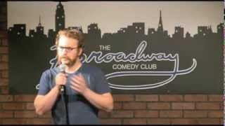 Mark Miller @ Broadway Comedy Club 09/28/13
