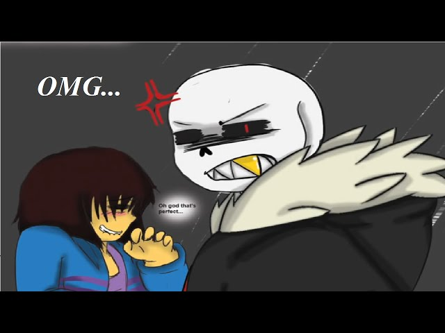 The Best Undertale Comic Dubs:  Short Funny and Sad Animation