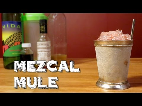 Mezcal Mule - More Than Just a Riff on a Moscow Mule