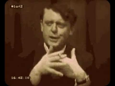 Anthony Burgess Speaks: 1964 (c)