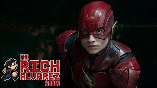 Ezra Miller FLASH Movie NOT HAPPENING At DC And Warner Bros