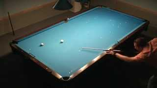 10-Ball Ghost Challenge 7-1 Win Brunswick 10