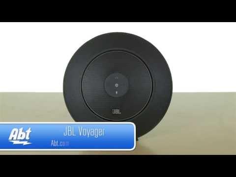 JBL Voyager Portable Speaker Overview