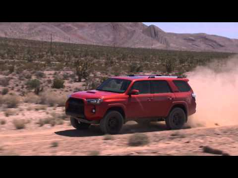 Toyota 4Runner 2015 - обзор Александра Михельсона