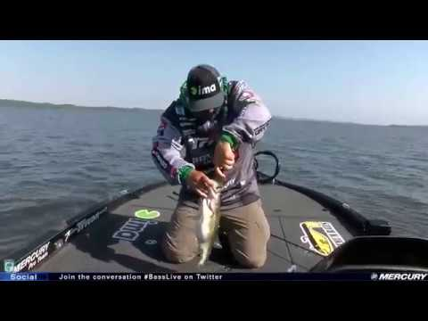 Fred Roumbanis' patience pays off on Kentucky Lake