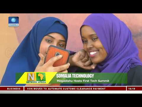 Girls And Women Learns Coding As Mogadishu Holds First Techn