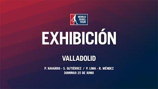 Exhibición Valladolid 2017 | World Padel Tour