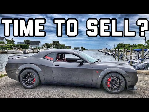 SELLING MY HELLCAT For A New 2019 Hellcat Redeye?