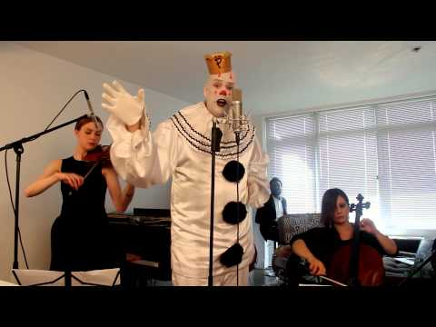 Chandelier - Postmodern Jukebox Ft. Singing Sad Clown Puddles - As Performed On America's Got Talent