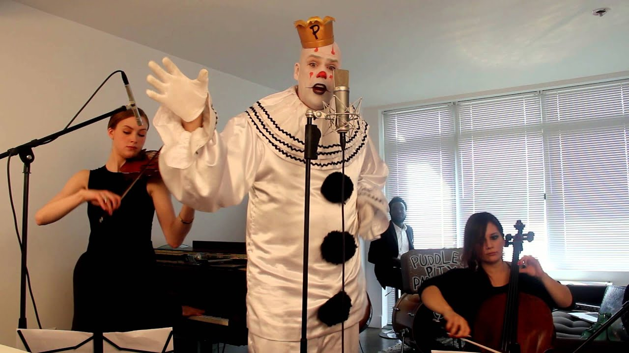 Chandelier - Postmodern Jukebox ft. Singing Sad Clown Puddles - As ...