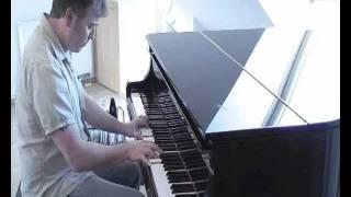 Keith Jarrett - Tokyo Encore (transcribed & performed by Uwe Karcher)