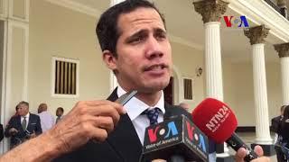 Opositores venezolanos poco optimistas sobre negociaciones en Dominicana