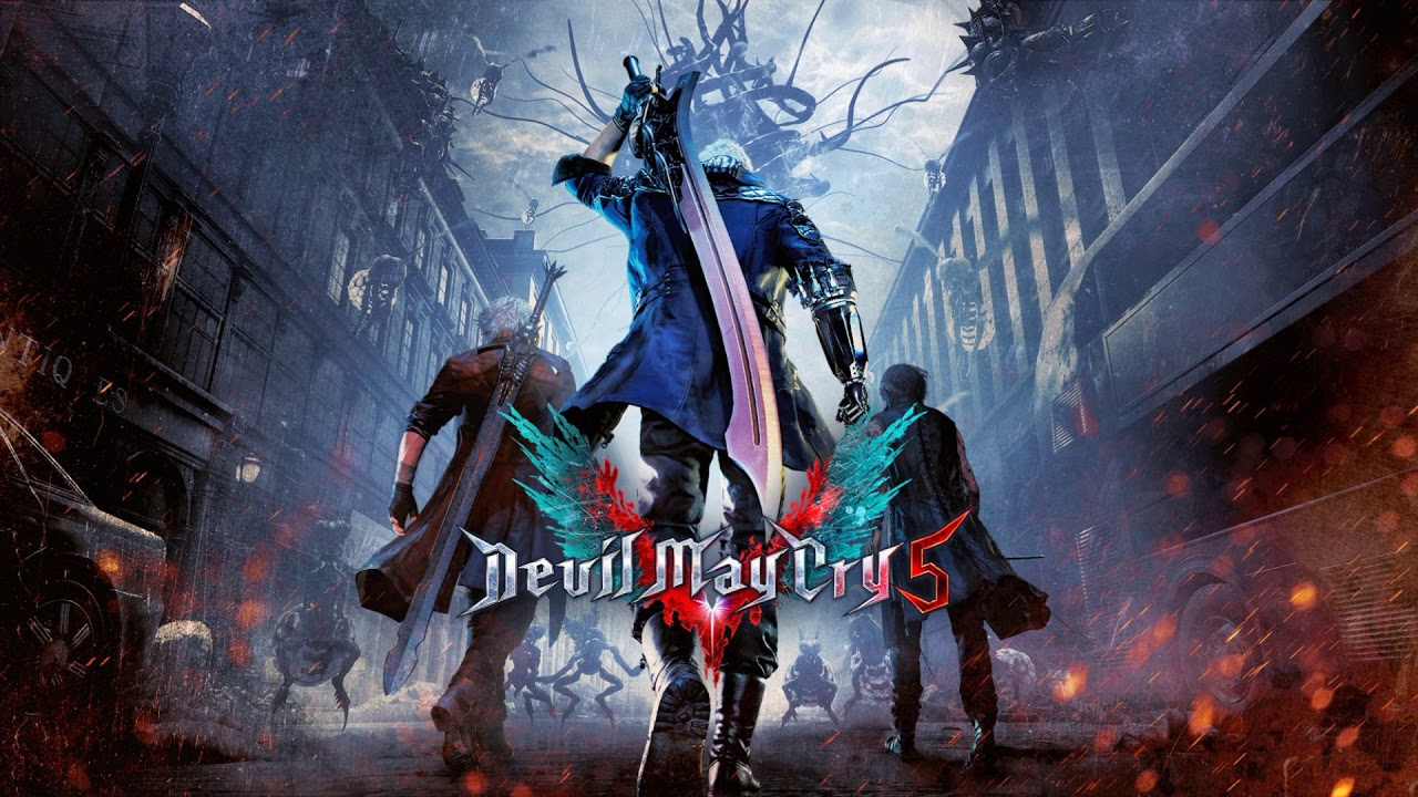 Casey Edwards feat. Ali Edwards - Devil Trigger | Nero's Theme (Devil May Cry 5 Soundtrack) #1