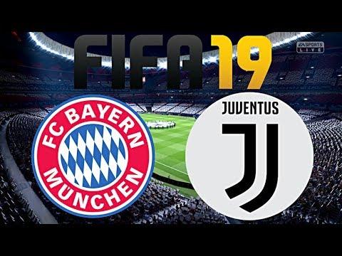 FIFA 19 | FC BAYERN MÜNCHEN vs. JUVENTUS TURIN - YouTube