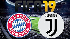 FIFA 19   FC BAYERN MÜNCHEN vs. JUVENTUS TURIN