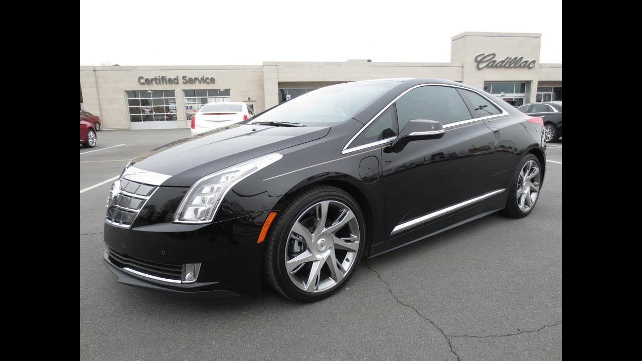 2014 Cadillac Elr Start Up Test Drive And In Depth