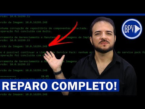 Como Reparar O Windows Por COMPLETO - PC Lento Nunca Mais!