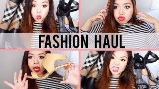 Fashion & Designer Shoes Haul ❤️ Thumbnail