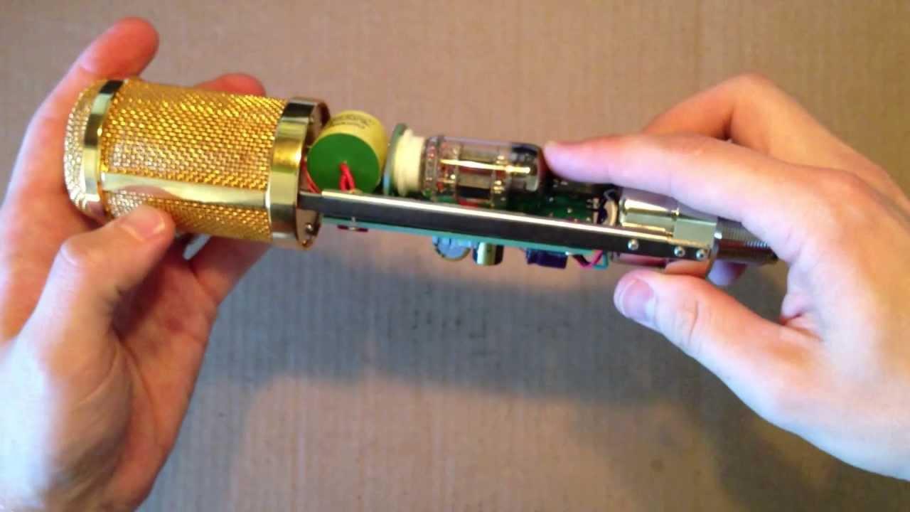 Build Microphone Kit