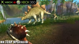 Turok Evolution - Gameplay Xbox HD 720P (Xbox to Xbox 360)