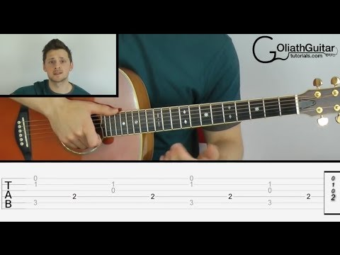 how to read guitar tabs for fingerstyle pdf
