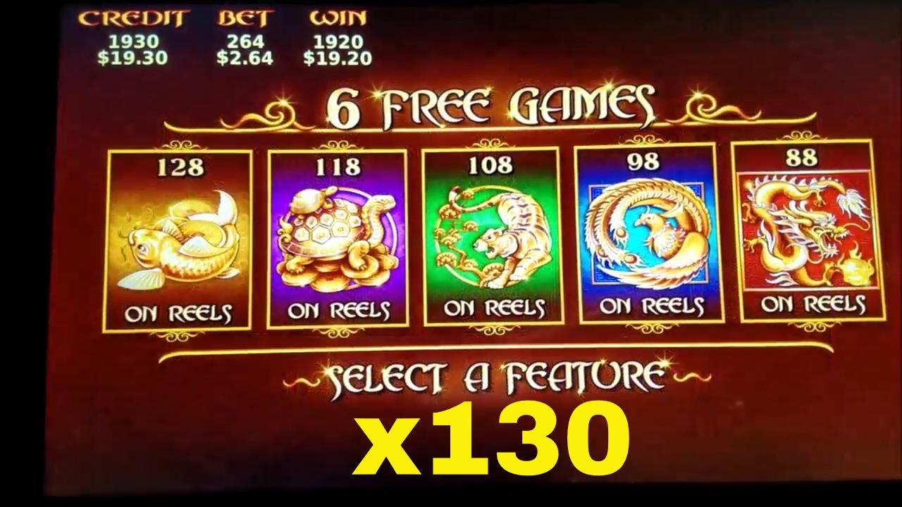 Best slot machines to play at the wynn