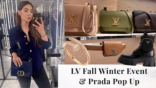 First Luxury Event After Lockdown! NEW Louis Vuitton, Prada, YSL, Fendi, Cartier & What I Bought