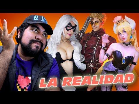 Realidades del Medio Cosplay de México - El JagrMaster 11