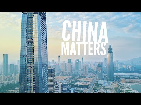 Doing An Interview About Shenzhen - CHINA MATTERS