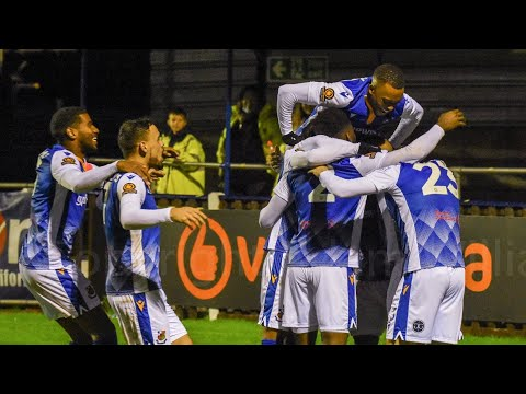 Wealdstone Stockport Goals And Highlights