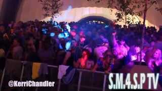 SM4SP TV @ SOUTHPORT WEEKENDER -THE BIG 50 - KERRI CHANDLER LIVE INSIDE THE SUNCEBEAT DOME