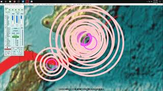 6/22/2018 -- Earthquake activity hits multiple expected areas -- DEEP EQ event carries on