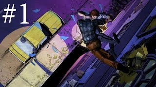 The Wolf Among Us Android GamePlay #1 (HD)