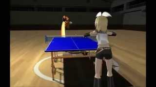 [MMD] The Duel: Timo Boll vs. KUKA Robot