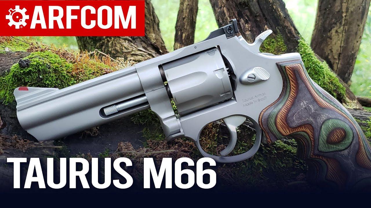 Taurus M66: A Fistful of 357 Magnum