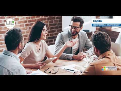 Upper Link Entreprise Suivre Par Les Magazines Capital Et Management